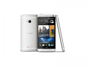HTC one M7smartphone