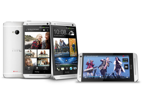 HTC one M7 phone review