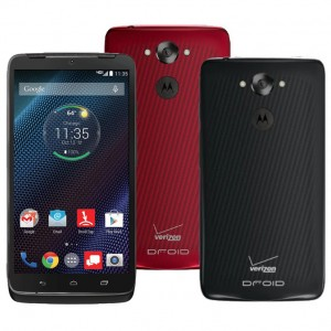 Motorola droid turbo phone