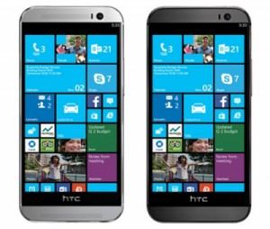 HTC M8 for windows cellphones