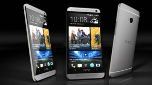 HTC one mini smartphone