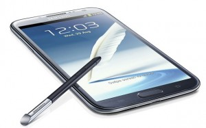 Samsung's Galaxy Note 2