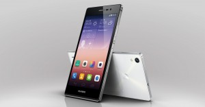 Huawei Ascend P7 cellphone review