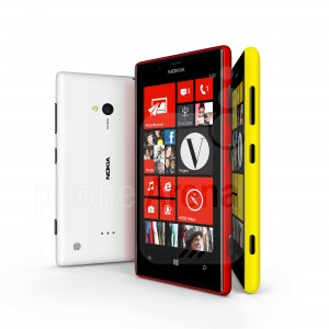 Nokia Lumia 720 smartphone reviews